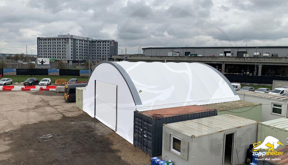 Zappshelter Storage Shelter
