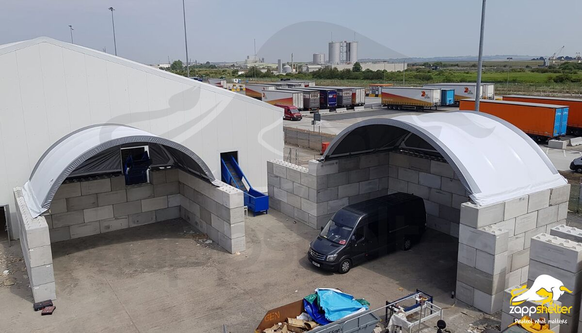 Zappshelter Container Shelter